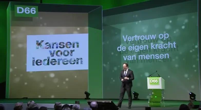 De toespraak van D66-minister Koolmees bij de 'Nationale Iftar' is de zoveelste middelvinger naar het Nederlandse volk