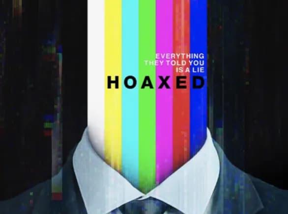 Amerikaanse journalist Mike Cernovich in de must-see documentaire Hoaxed: 'Alles wat ze je vertellen is een leugen'