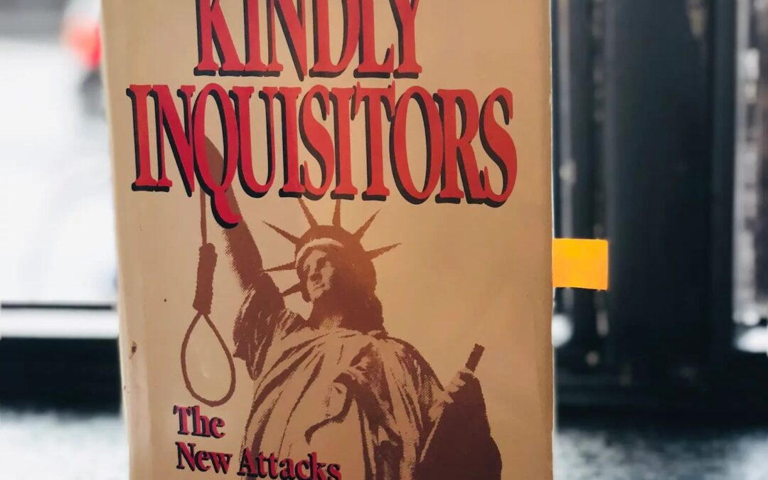 Reading 'Kindly Inquisitors' is a Kind Reminder: Hate Speech isn't Real