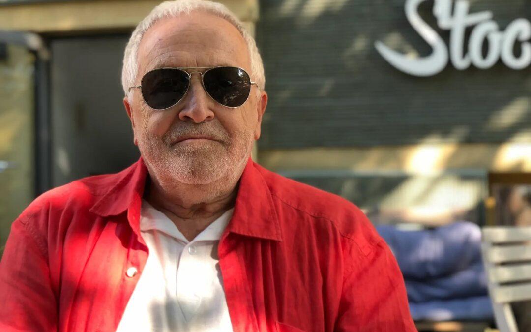 Interview Henryk Broder: 'Ik ben de politiek incorrecte ijsbreker van Duitsland'