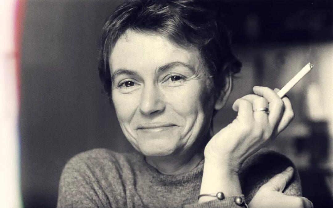 Burgerrechtenactiviste Bärbel Bohley in 1991: 'De leugens zullen terugkomen – de desinformatie, de mist waarin alles zijn contour verliest'