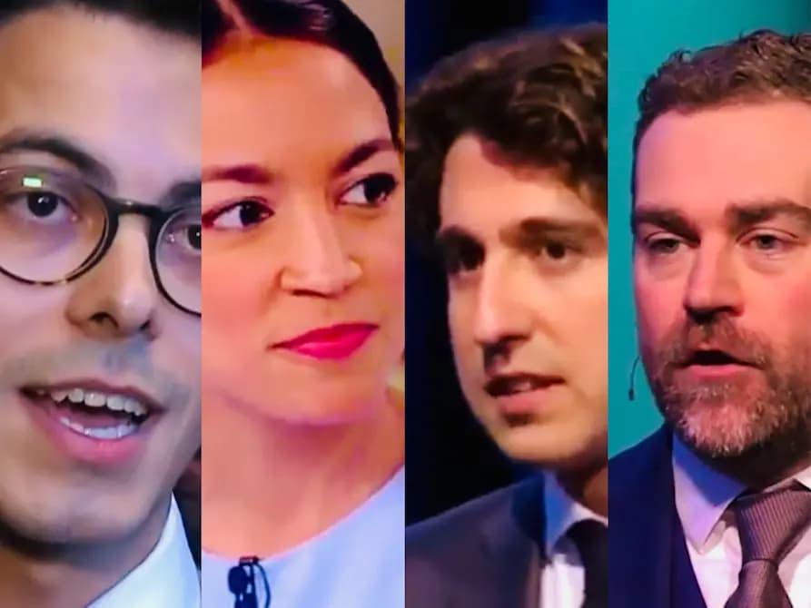 De 'griezelvallei' van geprogrammeerde nep-politici
