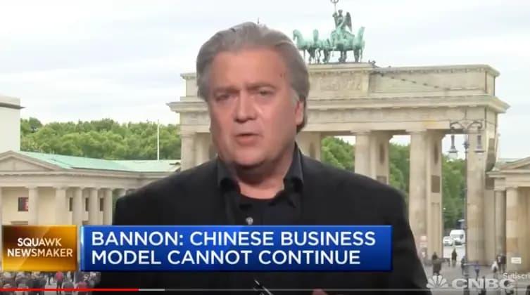 Steve Bannon in Berlijn: 'Na de Europese Parlementsverkiezingen zal elke dag in Brussel Stalingrad zijn'