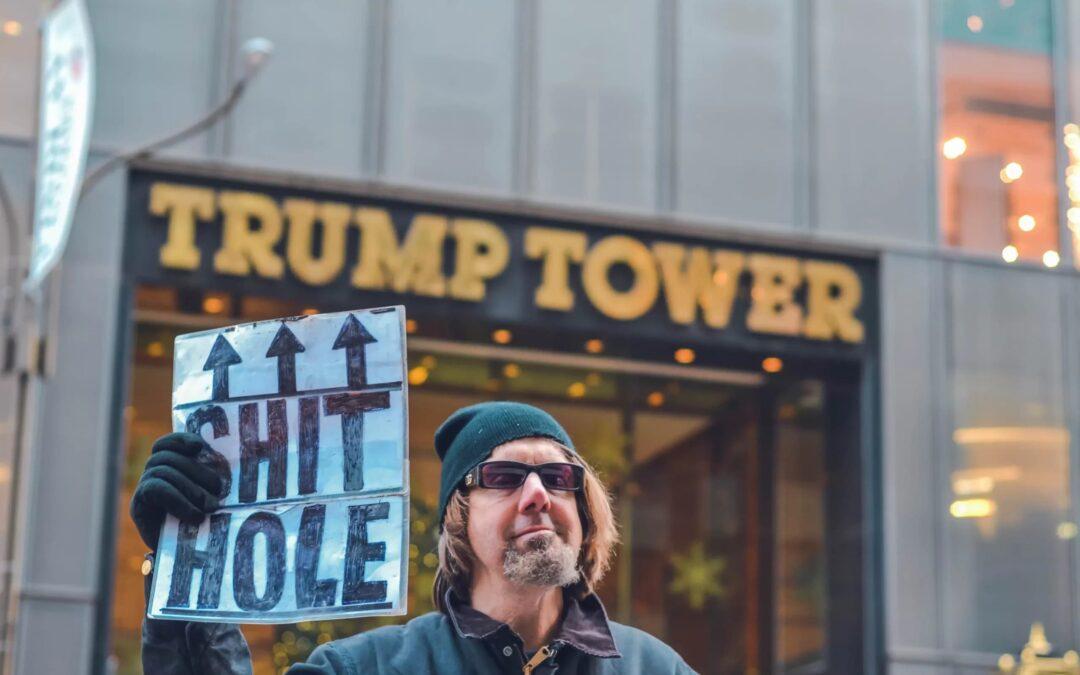 'Trump bashen' door de ogen van een ex-linksradicaal: 'hij is de spelbreker in het progressieve kamp'