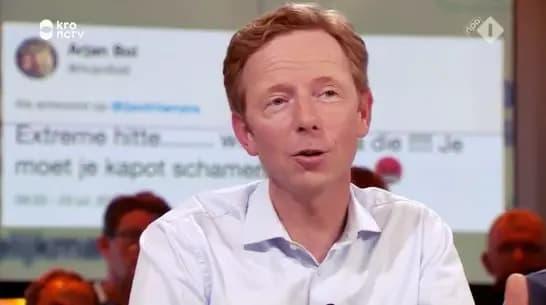 'Gerrit de Drammer' heeft geen idee waarom zijn zendingsdrang mensen de neus uitkomt