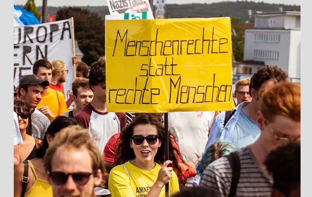 Amnesty's 'mensenrechten' zijn een politiek instrument en geen standaard