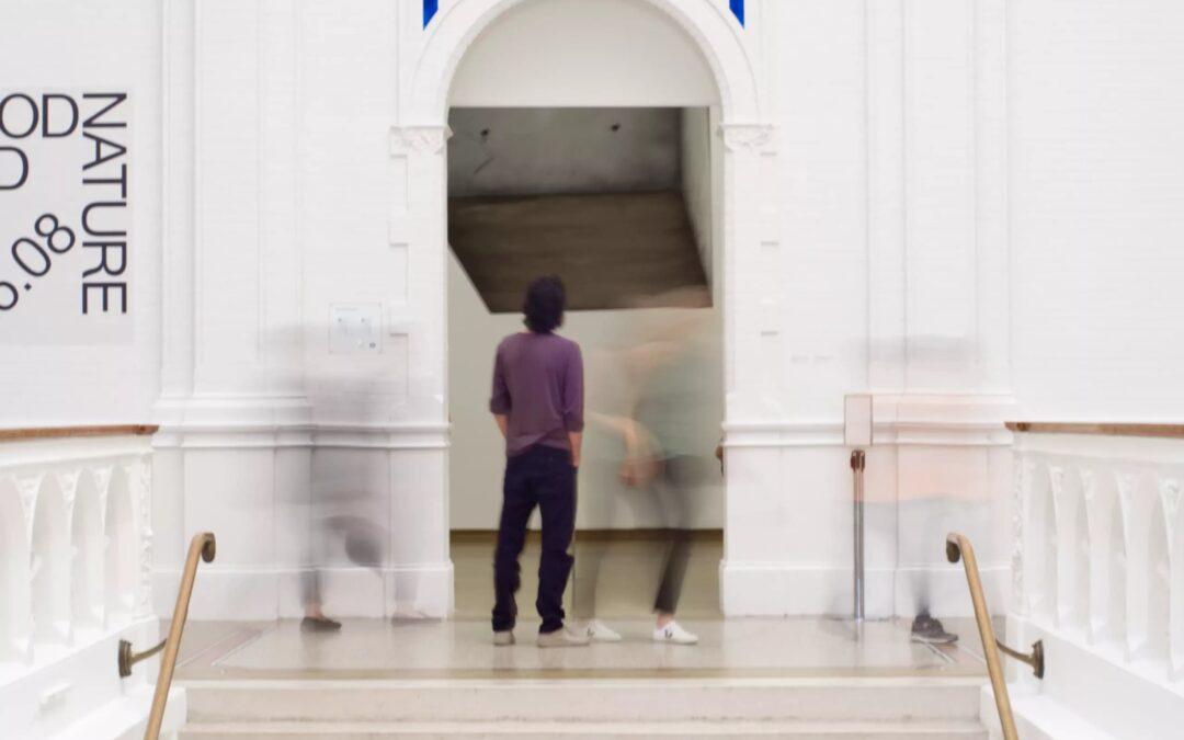 Keihard lachen met het Stedelijk Museum