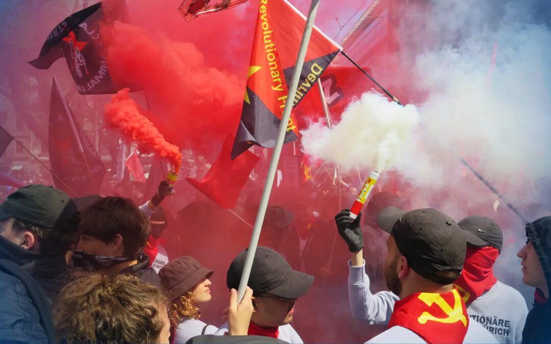 Na falen anti-AfD propaganda breken in Duitsland de vernietigingsfantasieën los: 'Napalm op Saksen'