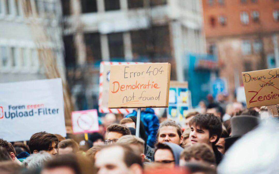 Ik schreef een genuanceerd stuk over de AfD: onrust in links-academische kringen!