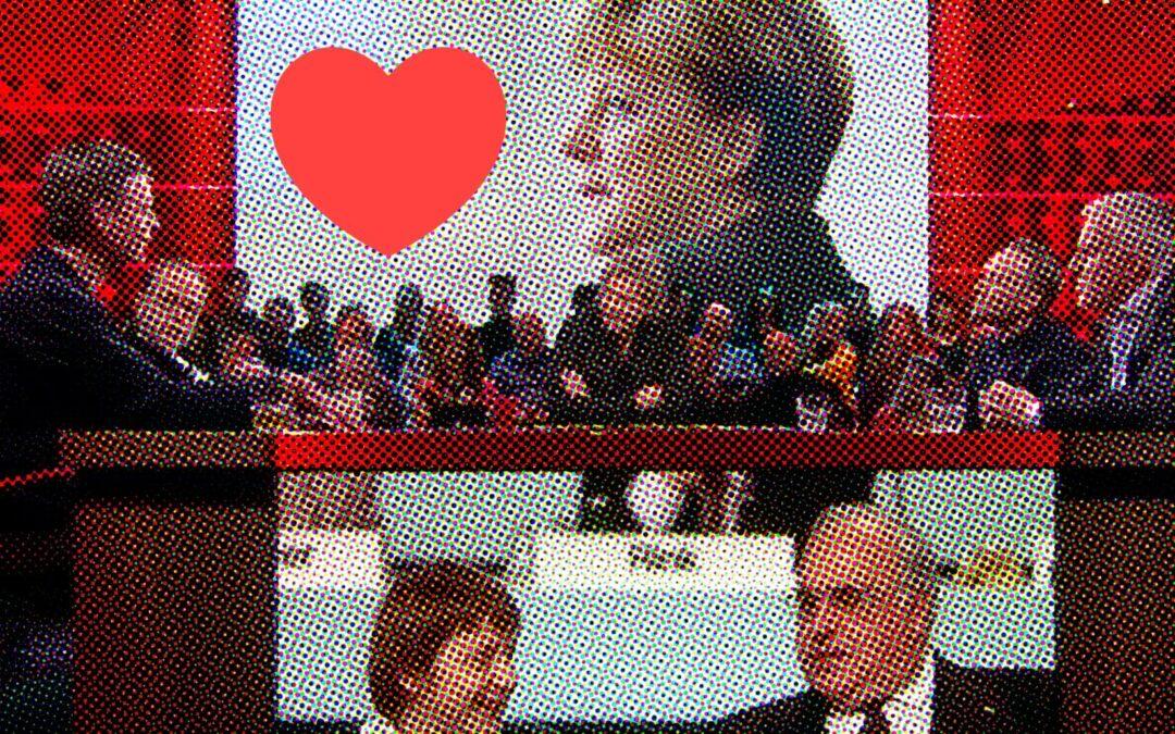 Achter het grote zwijgen van Merkel gaat geen dieper gepeins schuil, maar de weigering het goede te doen