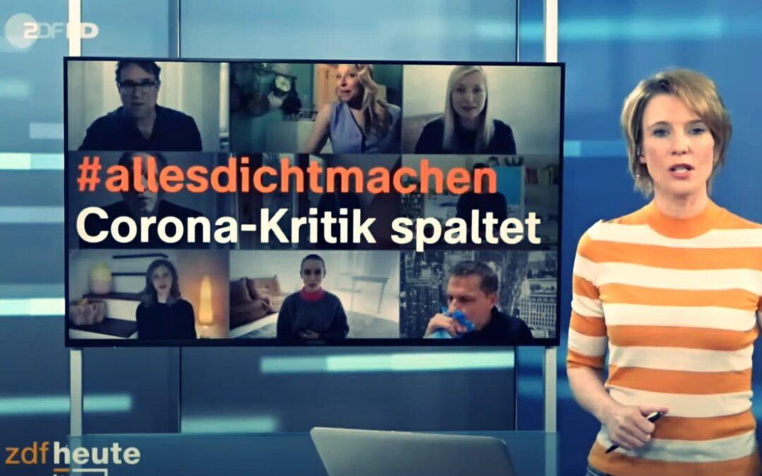 """'Tatort'-regisseur toont ons genadeloos de crime-scene van corona apologeten: """"Waarom moet onze hele samenleving in oorlog verkeren?"""""""