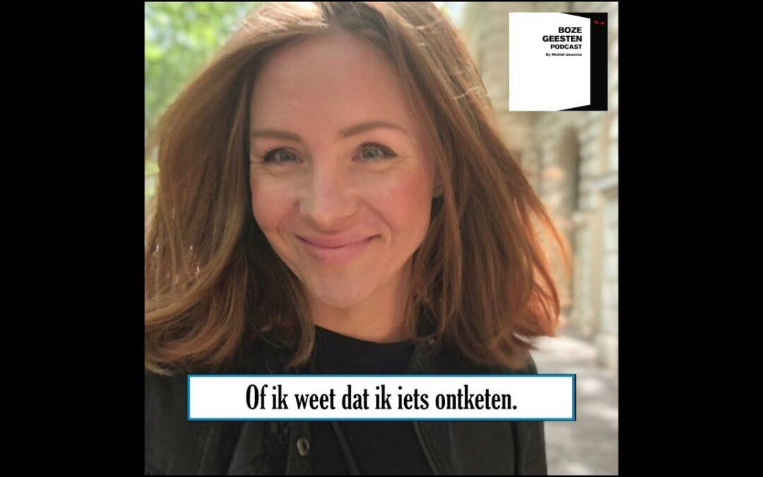 Met Michiel Lieuwma de Crisis 'Schoonpraten' – Boze Geesten Podcast