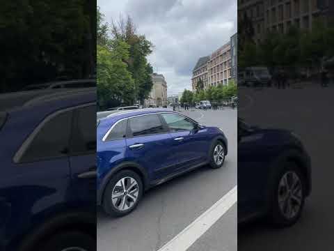 In Berlijn bij de verboden demo #1