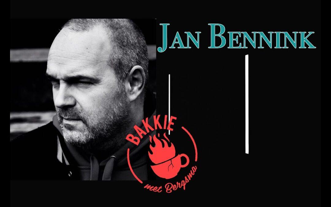 """Podcast #1 met Jan Bennink: """"Het is een extreme luxe om je te mogen uitspreken"""""""
