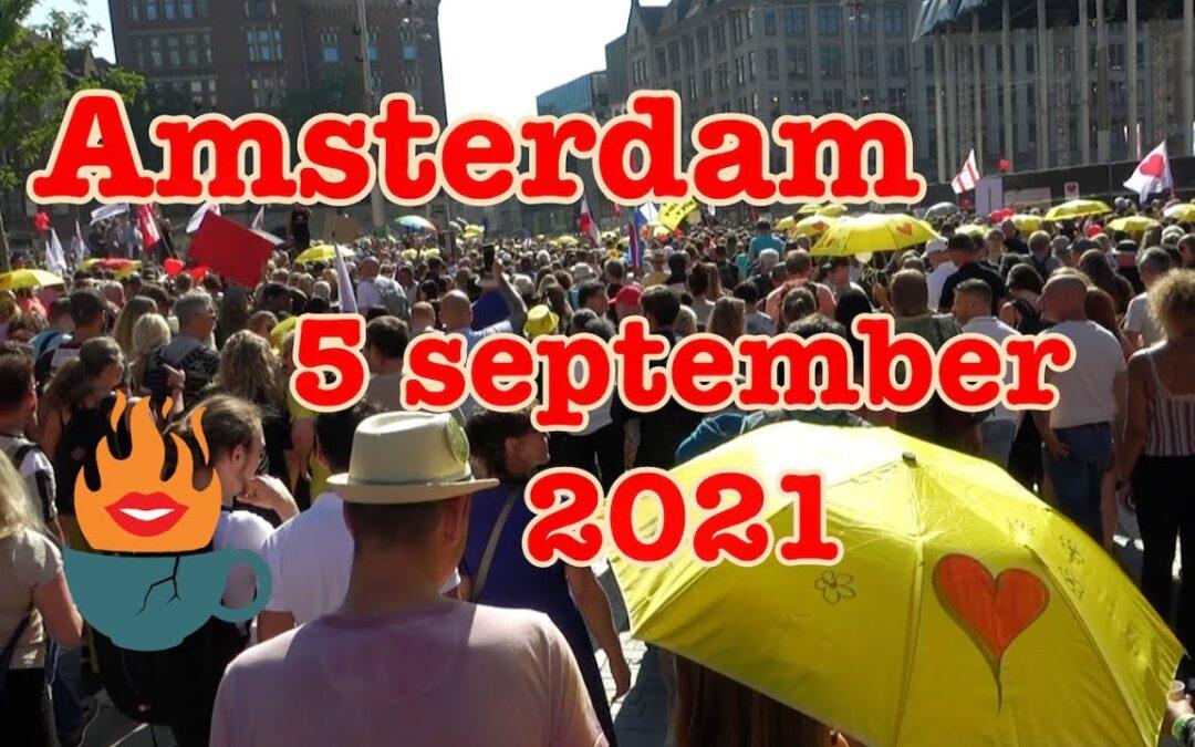 Amsterdam Demo – In Ons Geheugen Gegrift