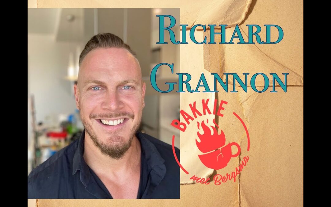 """Podcast #2 with Richard Grannon: """"We Must Grow Up NOW To Survive This Crisis"""""""